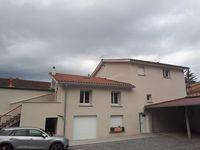 Grand appartement T2 de 54.03m² au sol / Terrasse / Parking 700 Chuzelles (38200)