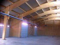 Hangars 850 m2 et Bureaux de 20 à 60m2 3500