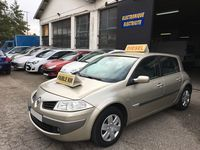 Mégane II 1.5 dCi 105 Luxe Dynamique 2006 occasion 42700 Firminy
