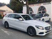 Mercedes Classe C IV Break 180 CDI BlueTEC Business Executive 7G-Tronic A 16990 83580 Gassin