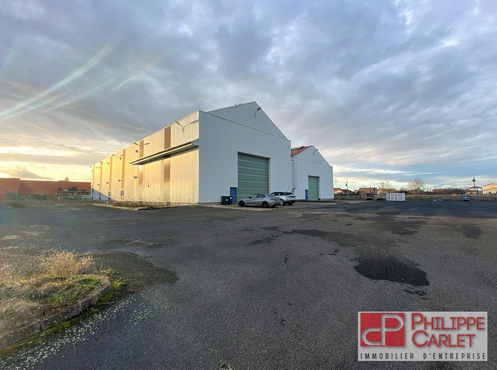 Local D'activité - 2 180 m²
