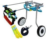 Chariot pour petit chien ou chat handicapé 50 42620 Saint-pierre-laval