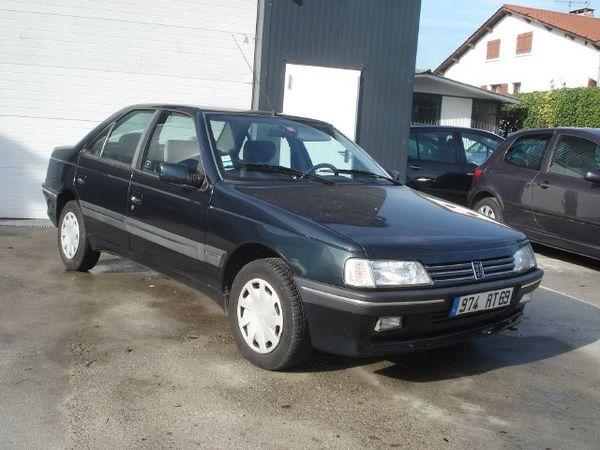 Peugeot 405 Occasion Annonces Achat Vente De Voitures