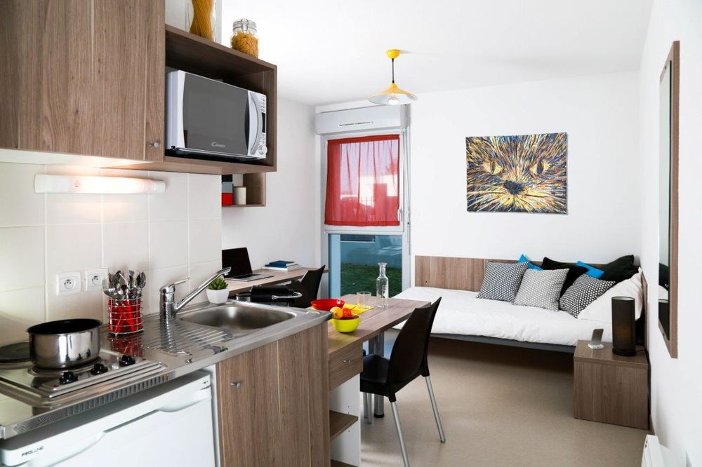 Lugo gestion immobiliere appartement 1 pi ce s 18 m angers 49 vendre vente studio meubl - Appartement meuble angers ...