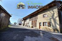 Vente Ferme Ferme savoyarde à rénover de 243 m² au sol sur terrain de 642 m²  à La muraz