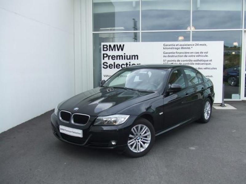 voiture bmw s rie 3 318d luxe occasion diesel 2009 136000 km 12490 beaucouz maine. Black Bedroom Furniture Sets. Home Design Ideas