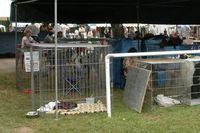 Cages d'exposition pour chiens 50X50 20