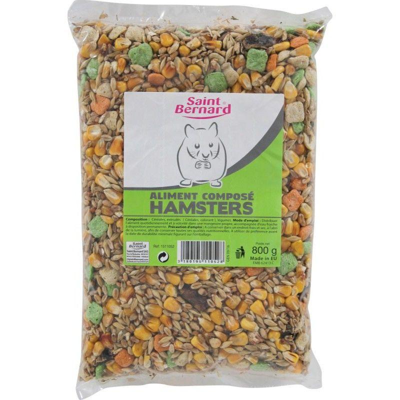 Graine pour hamsters