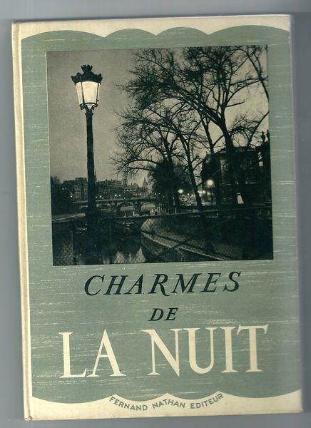 Charmes de la nuit M.Déribéré nathan 1953 7 Divion (62)