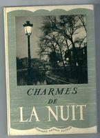 Charmes de la nuit M.Déribéré nathan 1953