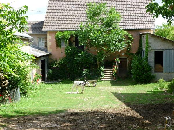 gite au coeur d'une ferme en activité Midi-Pyrénées, Vaureilles (12220)