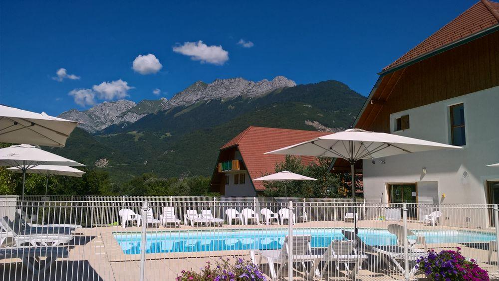 T2  35 m² 2/4 Pers. été hiver . Rhône-Alpes, Giez (74210)