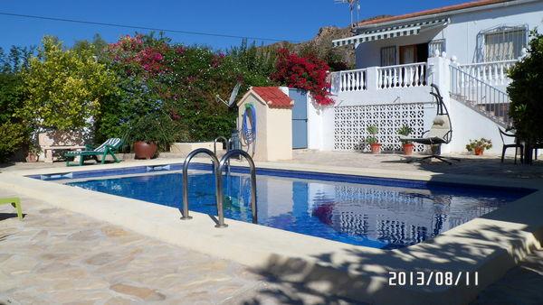 Sorbas / Alméria : Annonce Location Vacances En Campagne, Maison