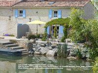 Marais Poitevin, Gite :barque, vélos Wifi, cheminée, BBQ,  Pays de la Loire, La Taillée (85450)