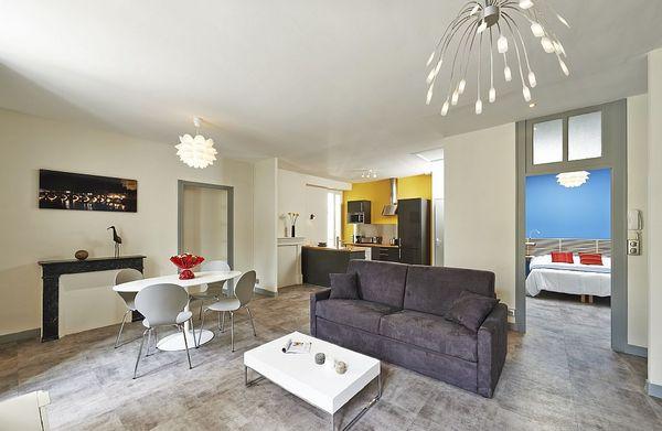 Appartement Neuf et Design au Centre ville  Quernon Pays de la Loire, Angers (49000)