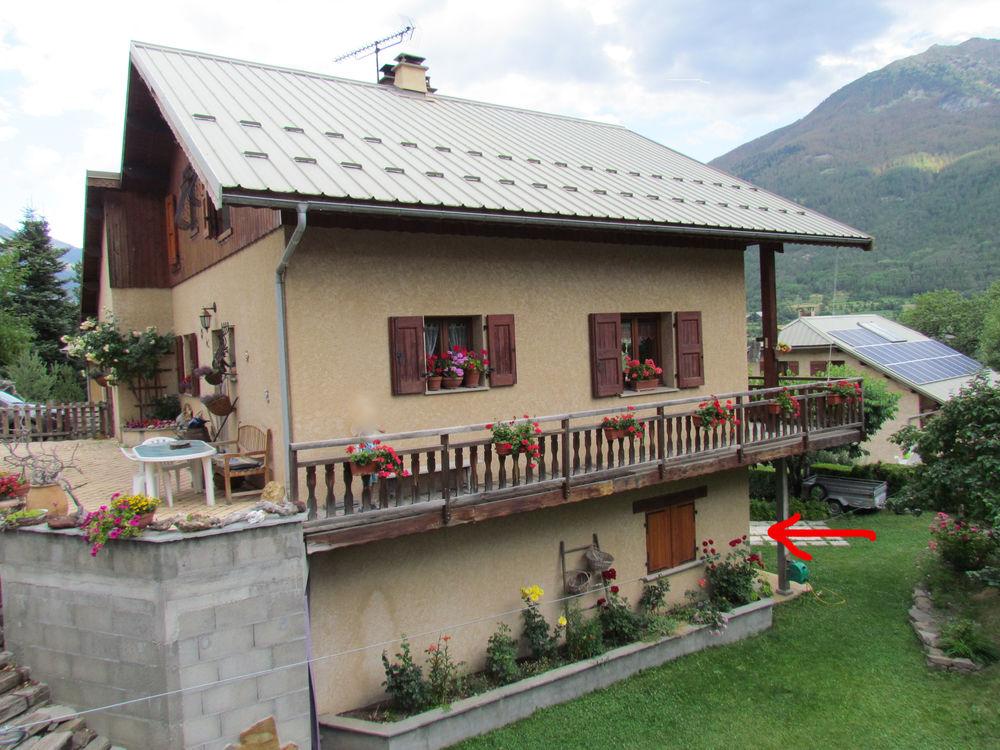 T2 rez-de-jardin à la montagne Provence-Alpes-Côte d'Azur, Briançon (05100)