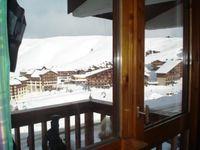 Joli  duplex skis aux pieds Plagne villages 2050m altitude Rhône-Alpes, La Plagne (73210)