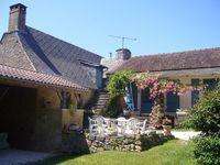 Maison typique du Périgord, prés SARLAT et LASCAUX / 7 pers Aquitaine, Sergeac (24290)