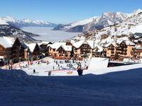 Appartement Montagne hiver Valmeinier 1800 Rhône-Alpes, Valmeinier (73450)