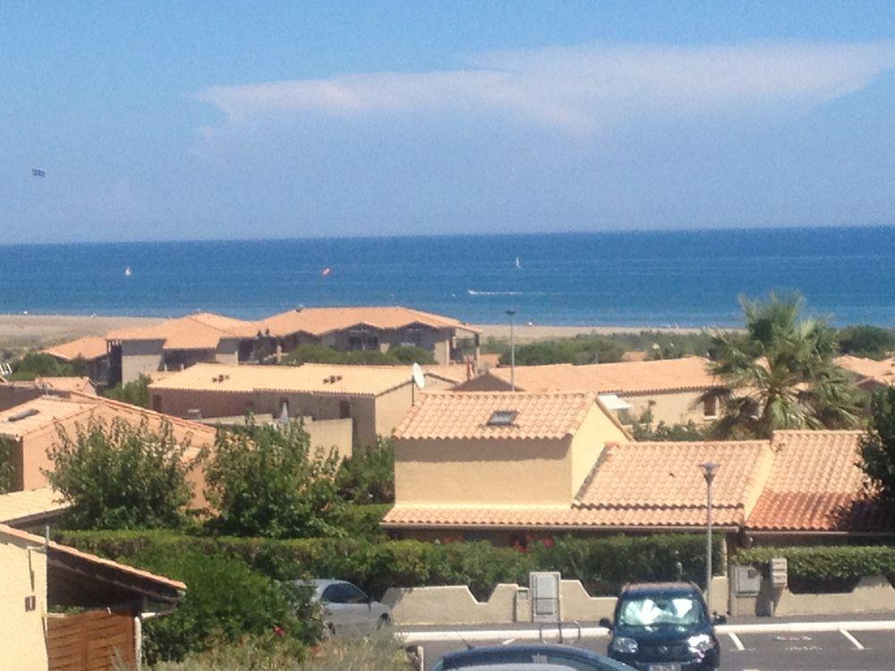 AUDE T2 4 pers Vue Mer 400m PLAGE ET COMMERCES + parking Languedoc-Roussillon, St Pierre la Mer (11560)