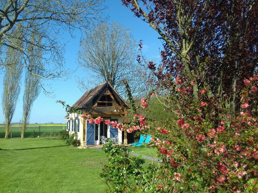 Gîte normand de charme dans un cadre verdoyant Haute-Normandie, Le Troncq (27110)