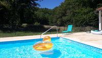 Gîte de La Roque avec piscine Brantôme en Périgord Aquitaine, Brantôme (24310)
