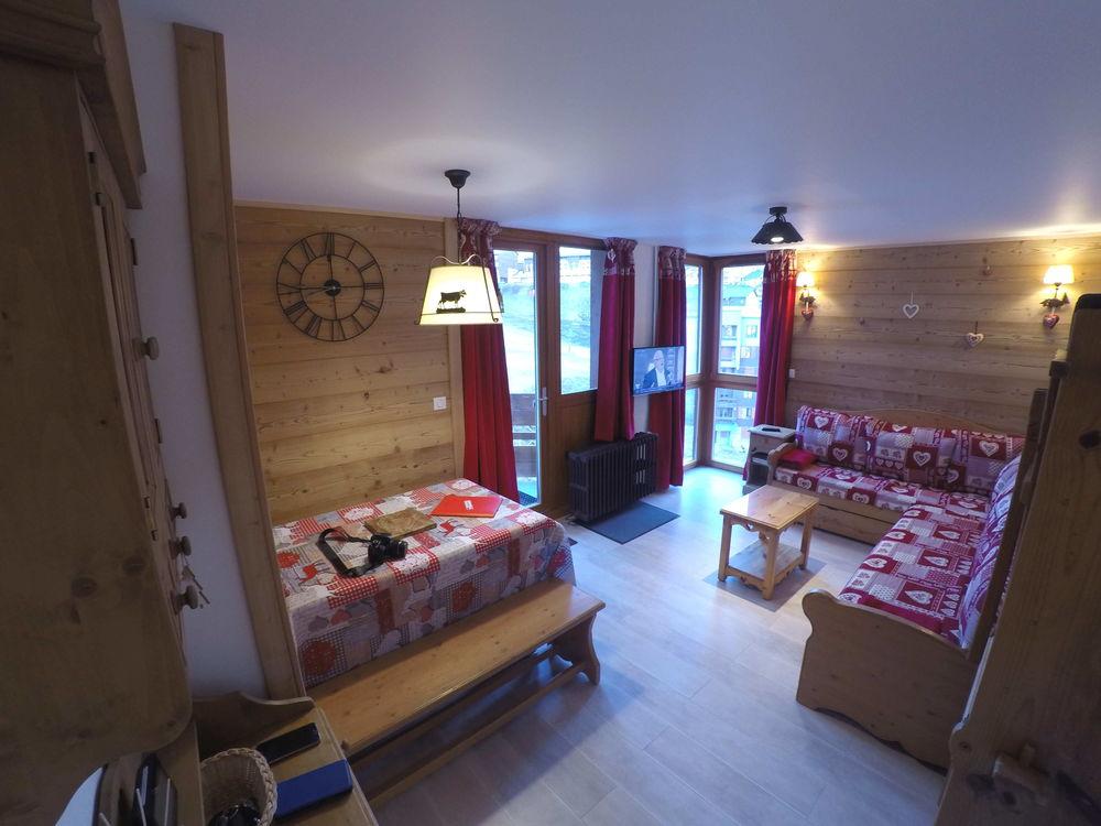 TIGNES Lavachet 2 pieces 40 m² 6p classé 3 étoiles Rhône-Alpes, Tignes (73320)