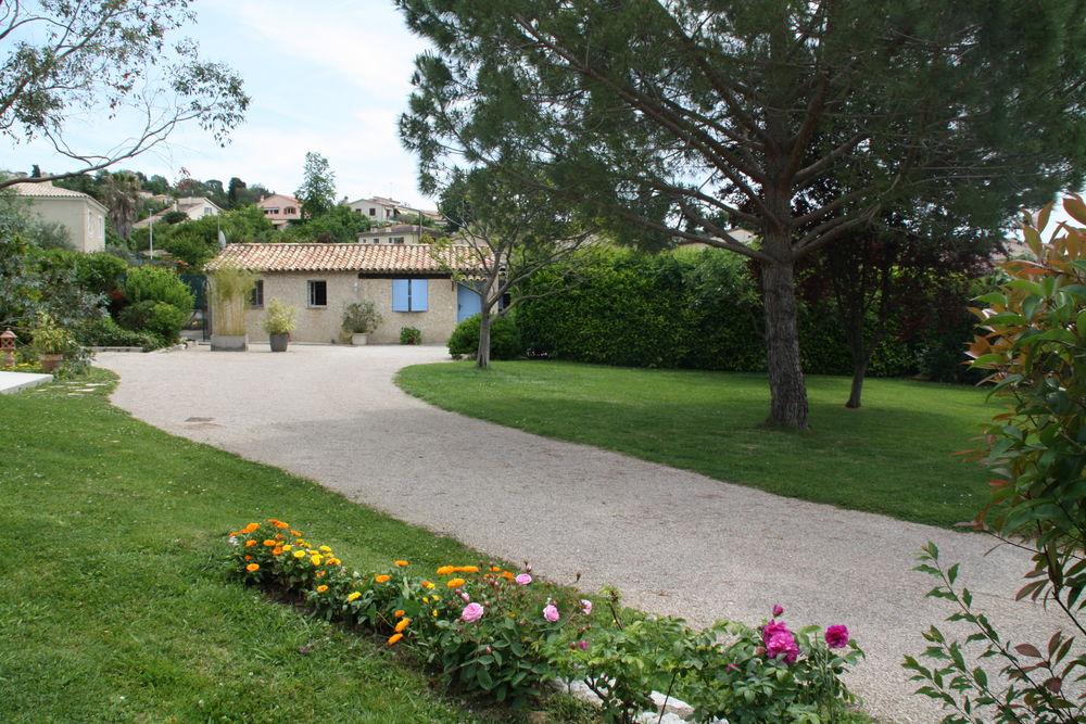 PAVILLON /GITE classe 3 etoiles office tourisme france Provence-Alpes-Côte d'Azur, La Colle-sur-Loup (06480)