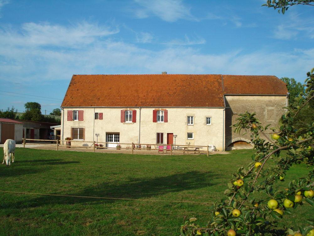 chambres d'hôtes en pleine nature Franche-Comté, Tincey-et-Pontrebeau (70120)