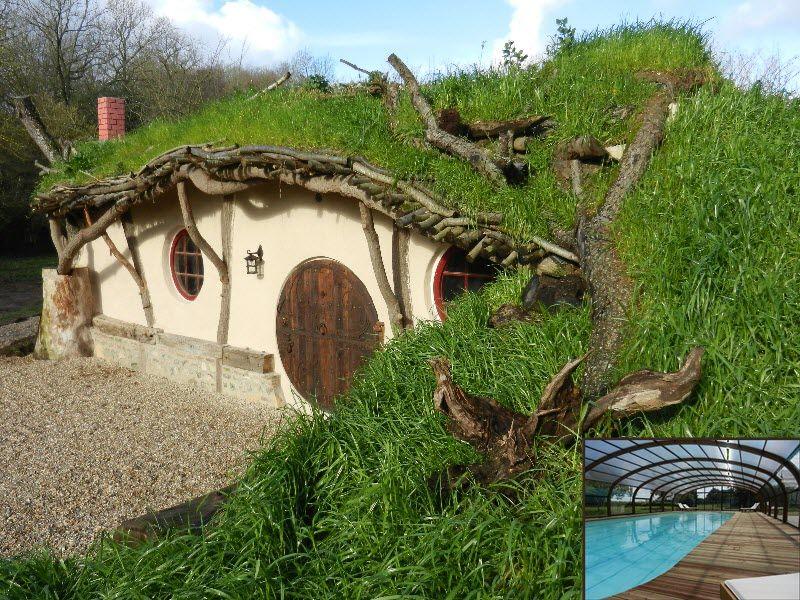 Le gite du Goubelin : féérie, piscine et jacuzzi Haute-Normandie, Calleville (27800)