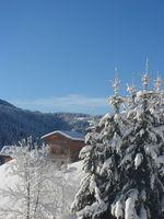 Chalet tout confort pour 5 pers avec SAUNA de 750€à 1900€ Rhône-Alpes, Les Gets (74260)