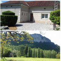 Gite Vallée du Célé Lot vue sur les falaises 4 pers. Midi-Pyrénées, Brengues (46320)