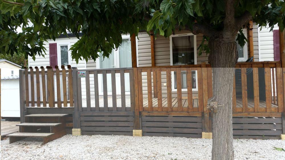 Mobil home tout confort 6 places Languedoc-Roussillon, Vic-la-Gardiole (34110)