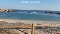T2 avec jardin privatif clôturé à 50 m de la plage  Bretagne, Ploemeur (56270)