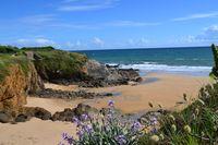 Gite avec PISCINE Accès direct à a plage du POULDU PLAGE   760 € / Semaine Bretagne, Le Pouldu (29360)