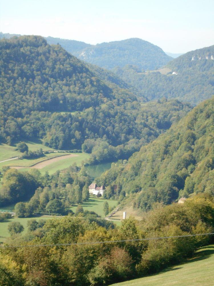 A louer Franche-Comté, Vaufrey (25190)