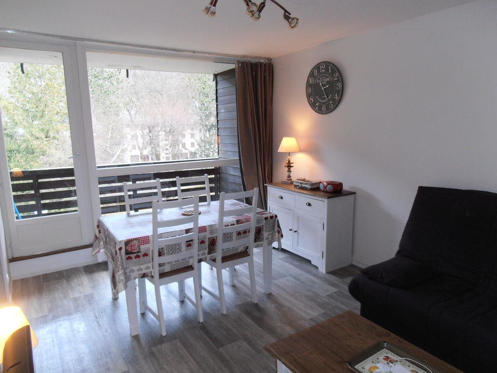Joli T2 avec balcon, parking et wifi Auvergne, Mont-Dore (63240)