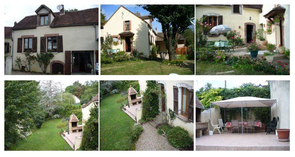 FERMETTE EN BOURGOGNE Bourgogne, Villeneuve-sur-Yonne (89500)