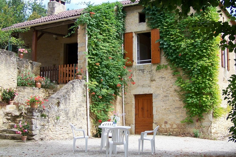 Maison de vacances 2 à 4 personnes 3 étoiles prés de Sarlat Aquitaine, Orliac (24170)