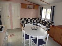 mobil home 31m2+terrasse 15m2 couverte, 4/6pers.camping 4* Pays de la Loire, La Bernerie-en-Retz (44760)
