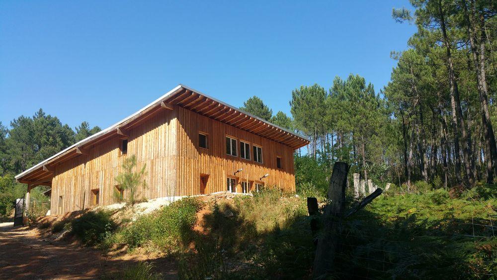 Gîte bioclimatique XXL  accessible à tous en Cévennes. Languedoc-Roussillon, Sainte-Cécile-d'Andorge (30110)