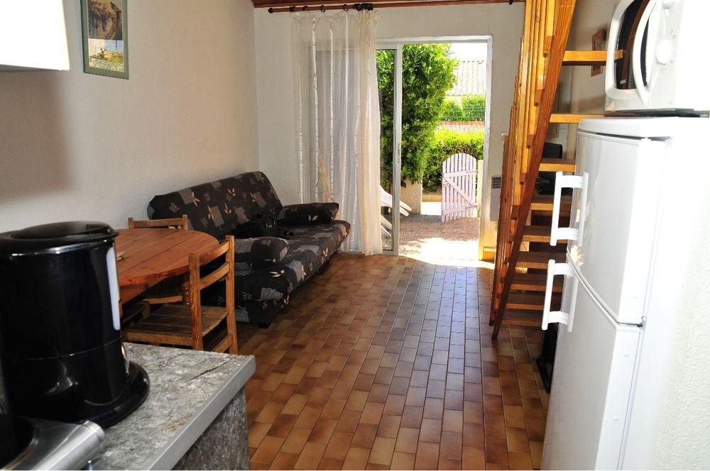 Maisonnette 4 couchages terrasse parking piscines Languedoc-Roussillon, Canet-en-Roussillon (66140)