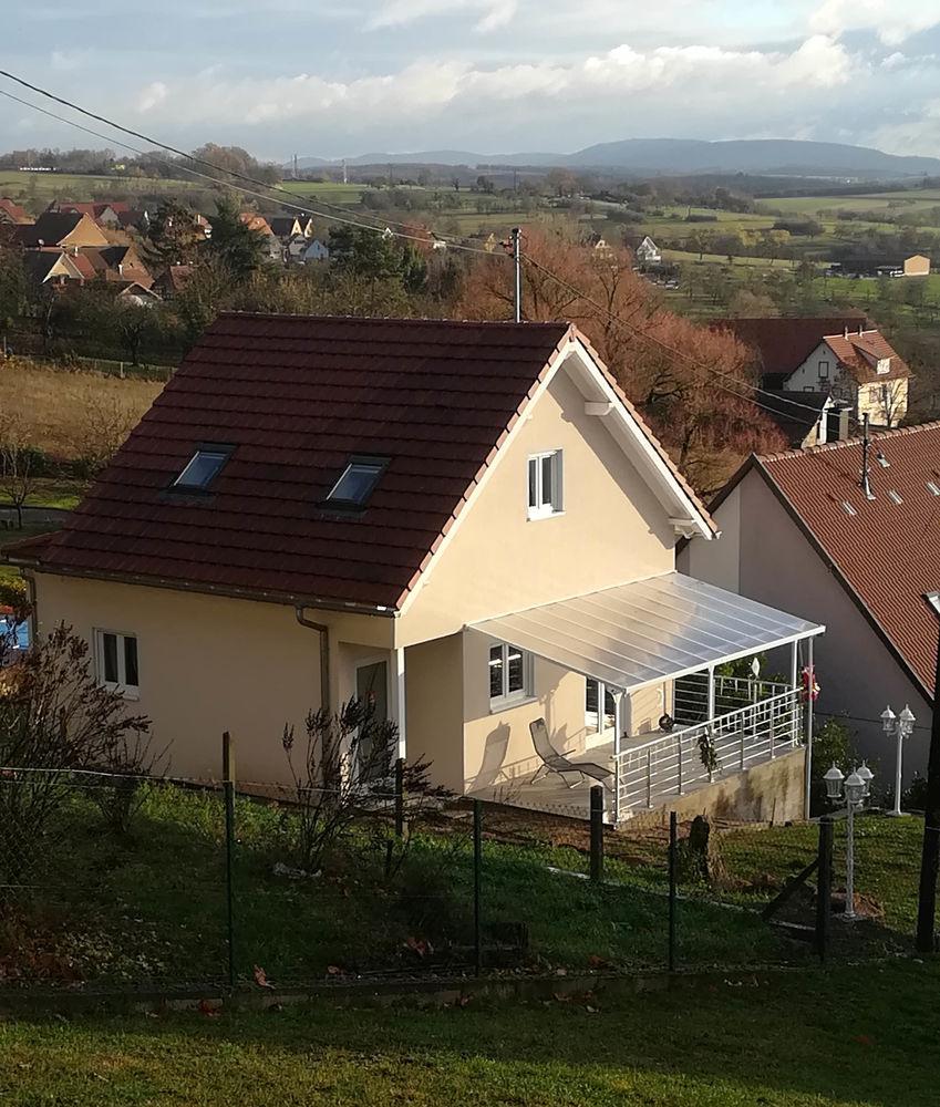 Gite au c?ur des châtaigniers Alsace, Oberbronn (67110)