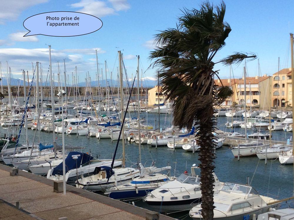 Port-Leucate  - Appartement à l'aplomb du port  Languedoc-Roussillon, Port Leucate (11370)