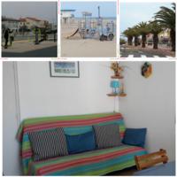 appart 4 pers avec parking près de la plage de narbonne Languedoc-Roussillon, Narbonne Plage (11100)