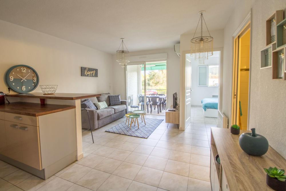 Appartement avec Terrasse et Jardin à 5 min de la plage Corse, Saint-Florent (20217)