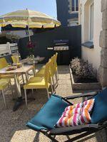 LA BARAQUETTE, gîte tout confort, entre centre et plages Bretagne, Guilvinec (29730)