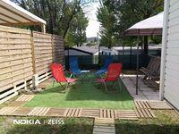 mobil home climatisé 6 places climatisé Provence-Alpes-Côte d'Azur, Le Muy (83490)