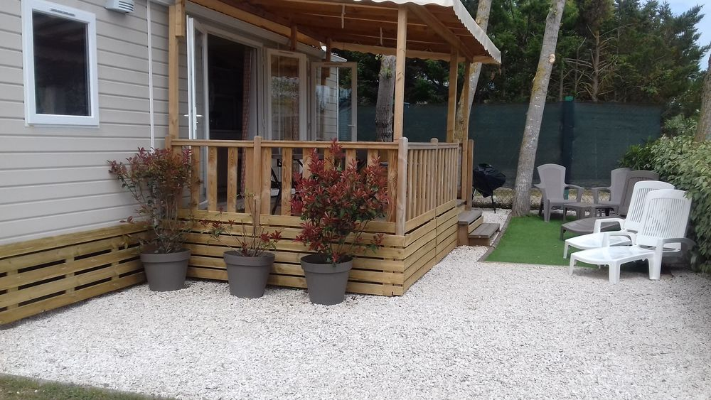 MOBILE HOME CAMPING 4 ETOILES VALRAS PLAGE Languedoc-Roussillon, Valras-Plage (34350)