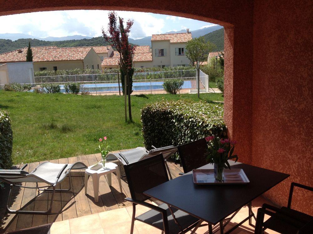 T2 Résidence privée avec piscine  Corse, Saint-Florent (20217)